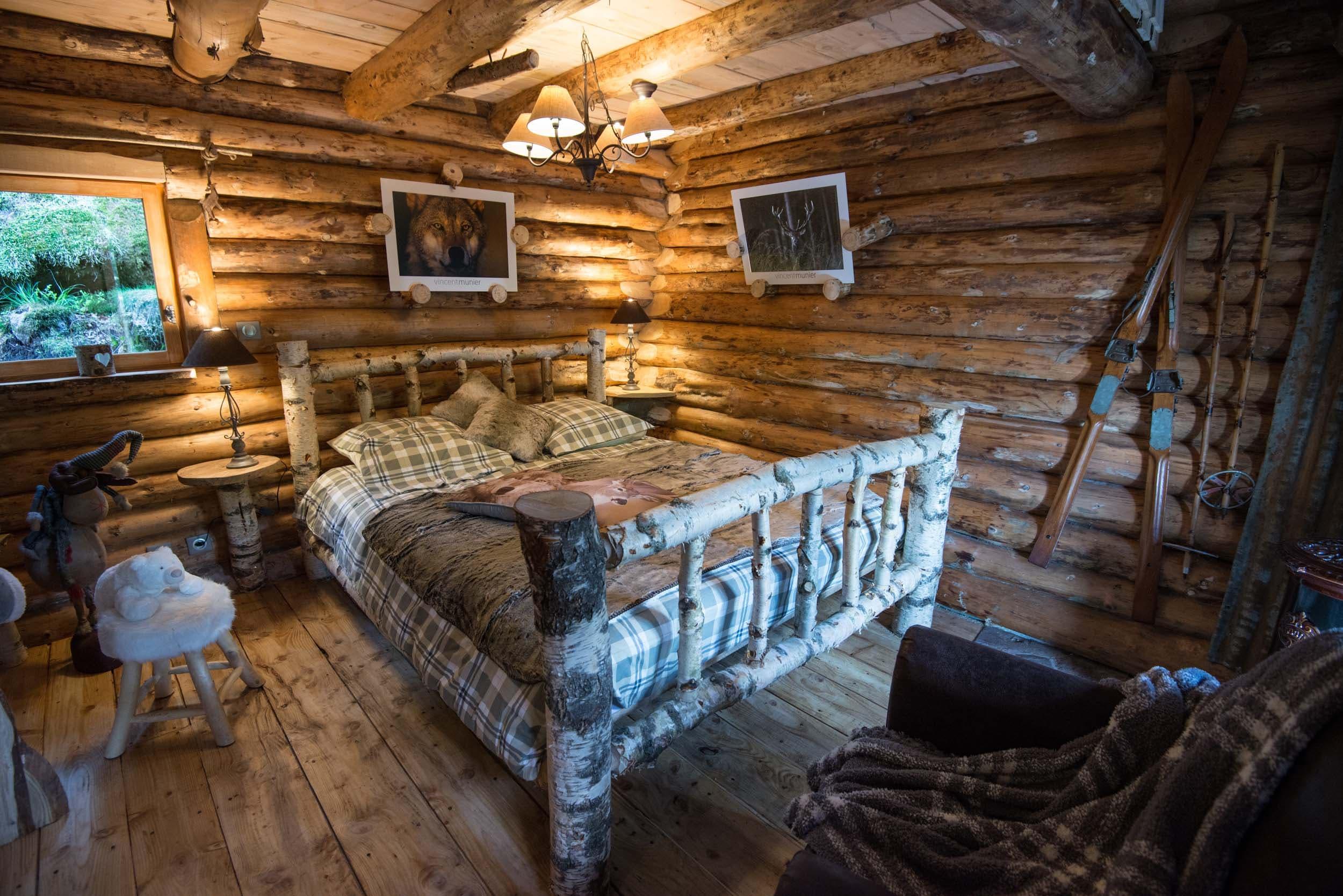 Cabane en bois vosges for Maison bois vosges
